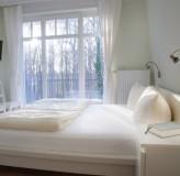 App 10/11 - Schlafzimmer in Richtung Park (App10)