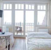 App 10/11 - Schlafzimmer DZ 11 Richtung Ostsee