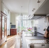App. 1 - Wohnzimmer/Küche