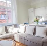 App 6/7 - Wohnzimmer/Küche