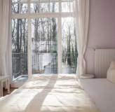 App 6/7 - Schlafzimmer zum Park (App6)