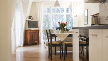 App 9 - Wohnzimmer/Küche